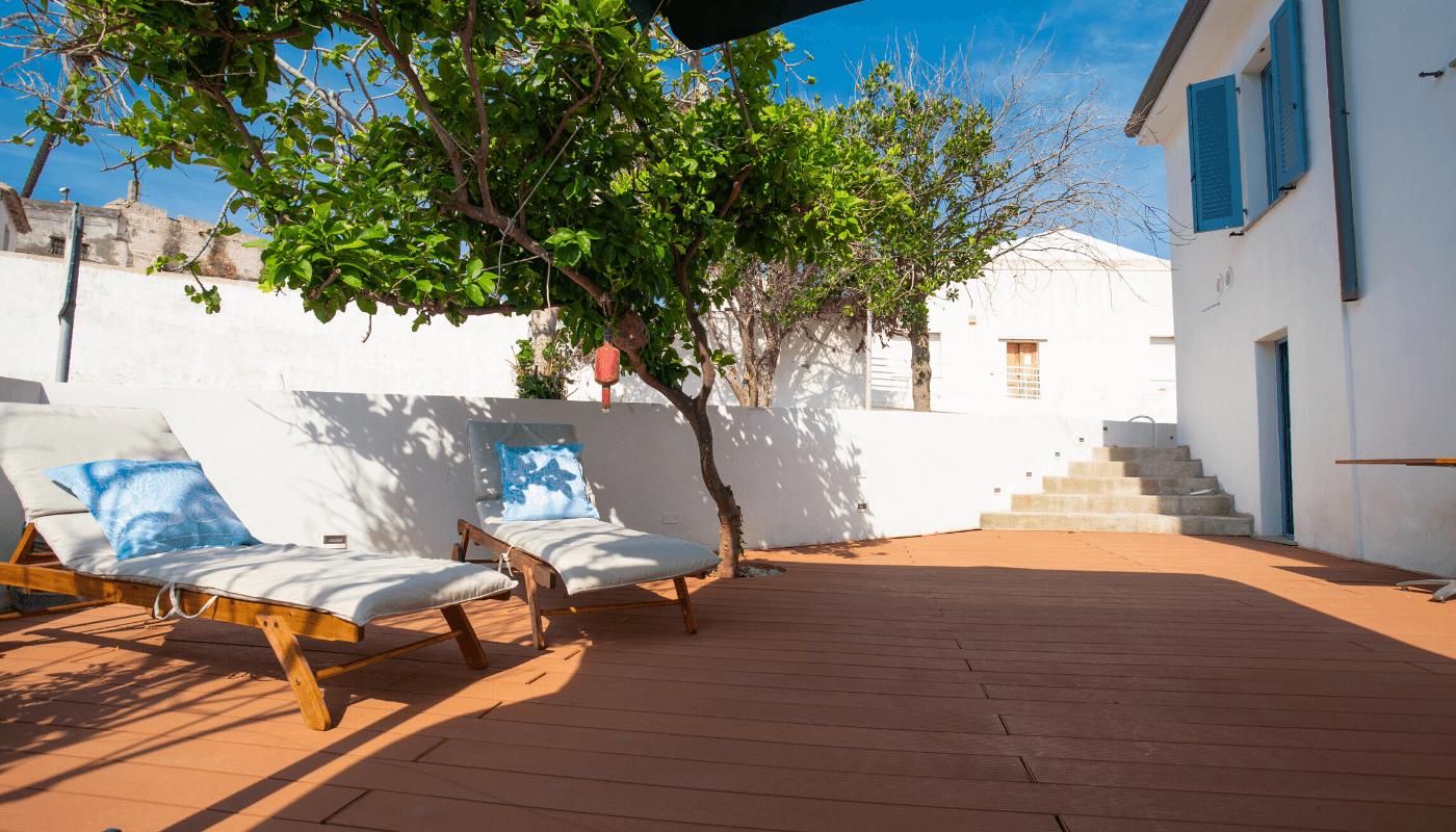 Dove dormire isola dell'Asinara