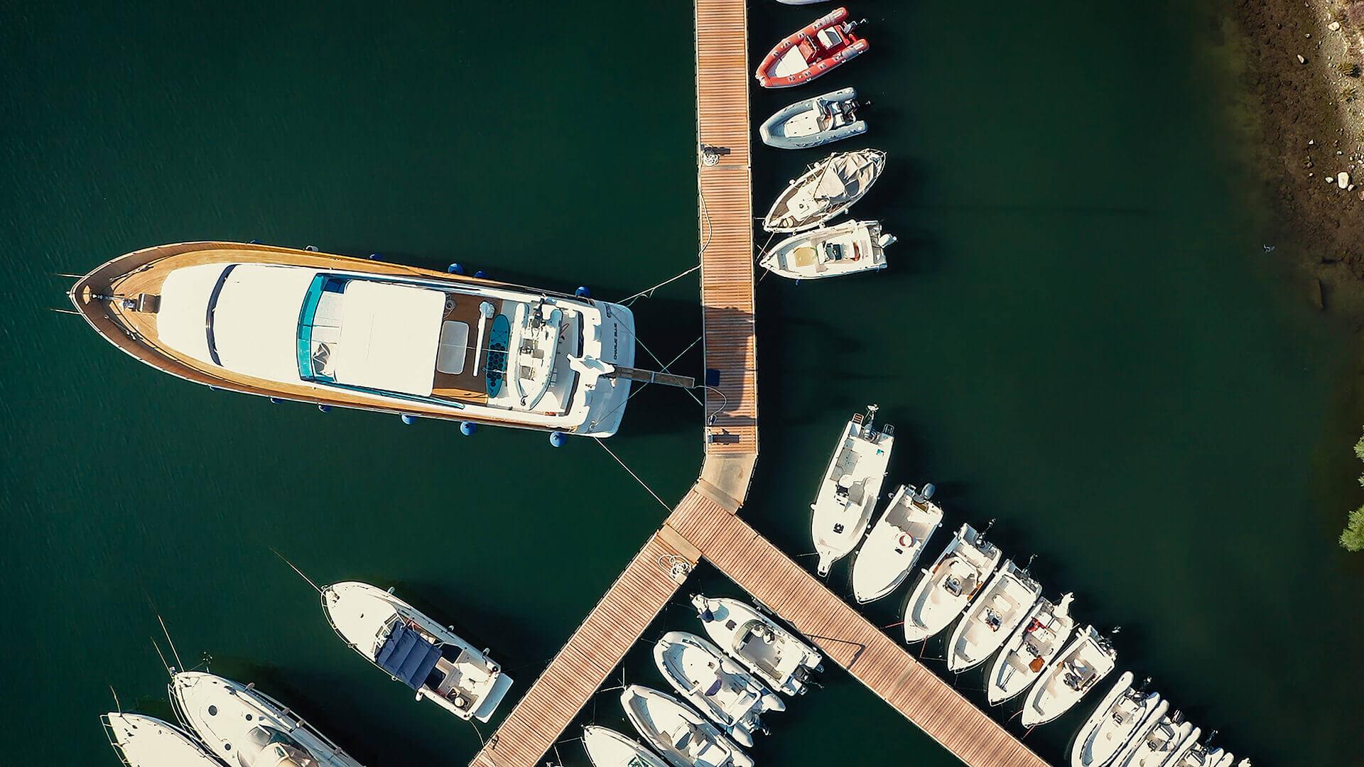 Affitto posto barca sardegna